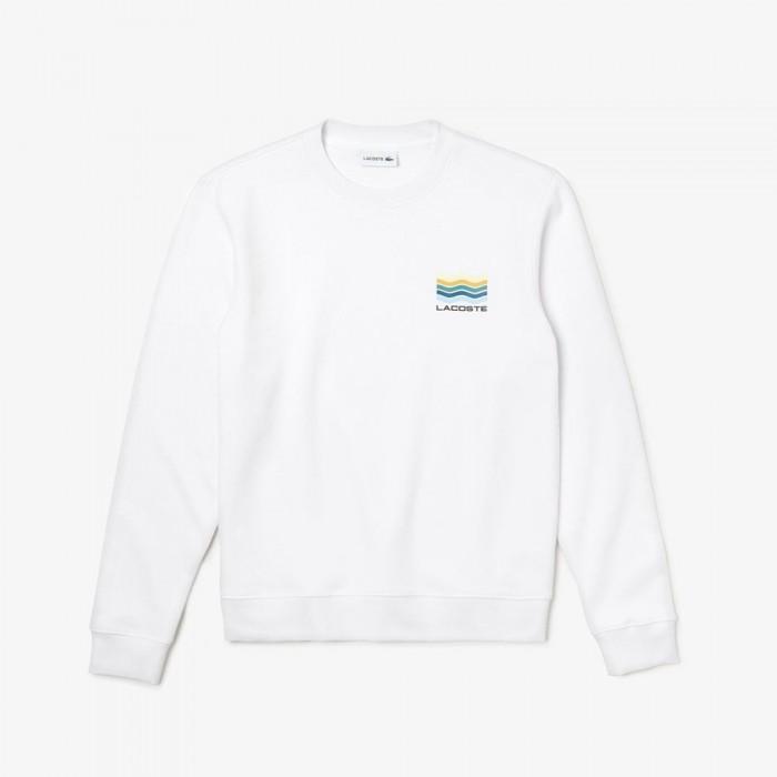 Sweashirt Lacoste SH6422 001 blanc