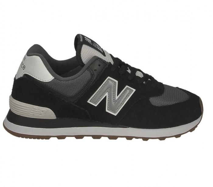 New Balance ML574 SPT 774801 60 8 black grey Suede Textile