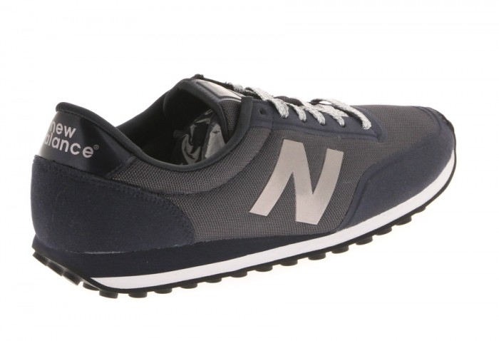 new balance baskets 410 bleu marine