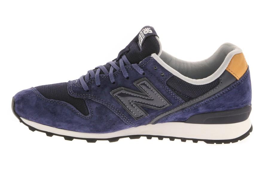 New Balance 996 Bleu