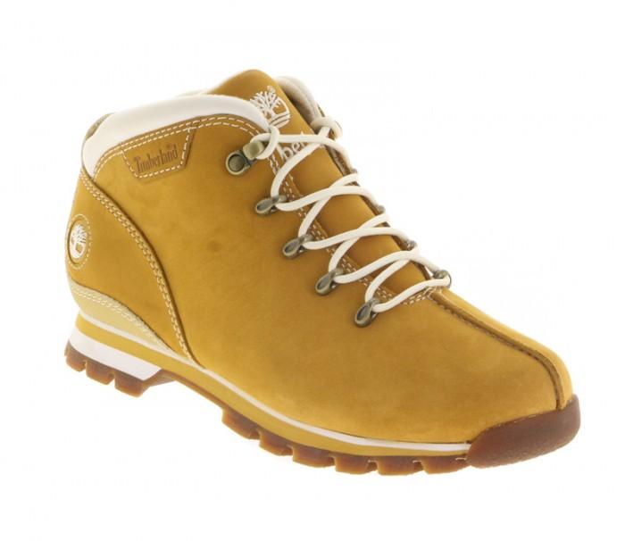 Timberland 85091 EK split rock wheat nubuck yellow