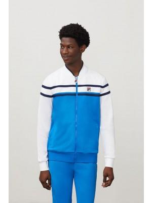 Fila Naso Jacket directoire blue white peacoat LM161RM8 916