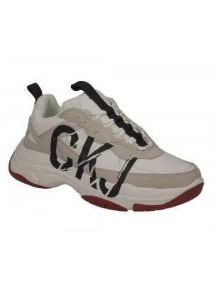 Calvin Klein Jeans dame Marleen bright white stone B4R0869 100