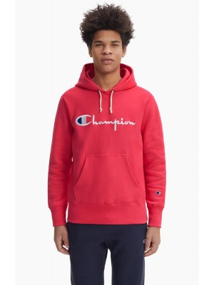 Sweatshirt Champion Europe hooded SS19 big logo 212574 PS061 AZA reverse weave