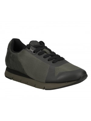 Basket Calvin Klein Jeans Jabre mesh hf cargo black S1658 COK