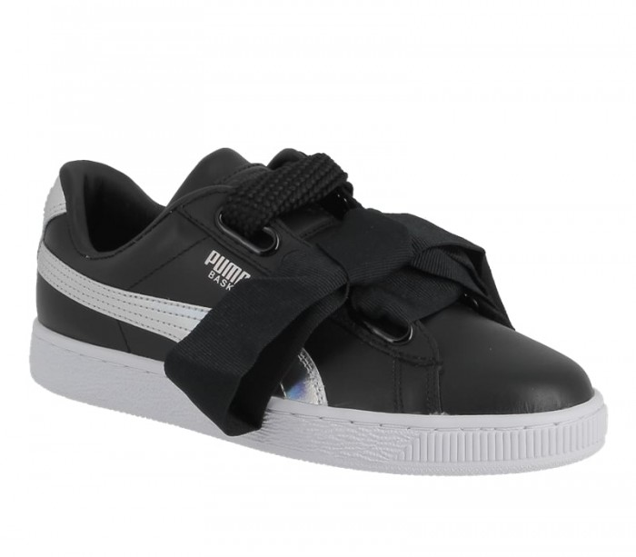 Puma basket heart explosive wn's black 0363626 01