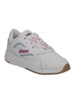 Ellesse Contest LTHR AF white super pink 6 10263