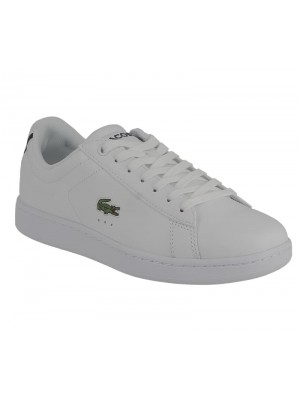 Lacoste Carnaby EVO BL 1 SPM WHT Leather Synthetic 7 33SPM1002001