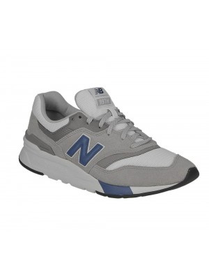 New Balance CM997 HEY Grey Blue 74461 60 3 Suede Textile
