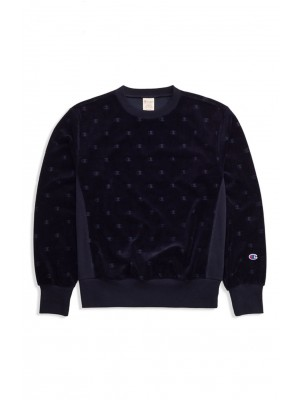 Sweatshirt champion crewneck 212398 BL501 NNY Allover FB0006