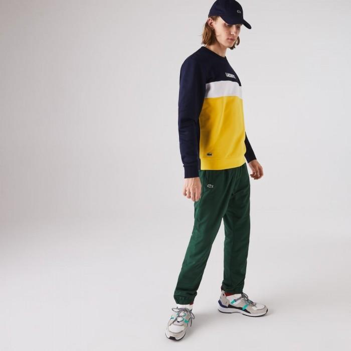 Sweatshirt Lacoste SH1538 4SC Marine Guepe Blanc