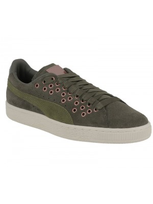 Basket Puma suede XL lace vr wmns olive night avocado 0364107 02.