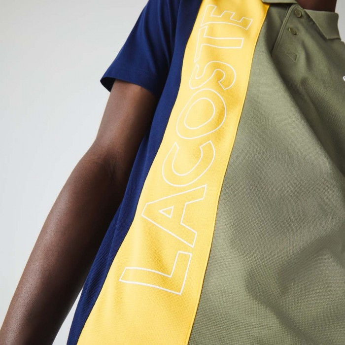 Polo Lacoste YH9852 XHR Tank Anthemis Scille