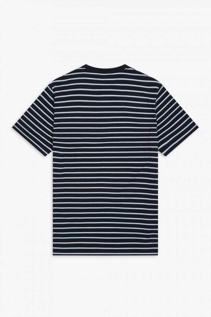 T-shirt Fred Perry Fine Stripe Navy M5573 608