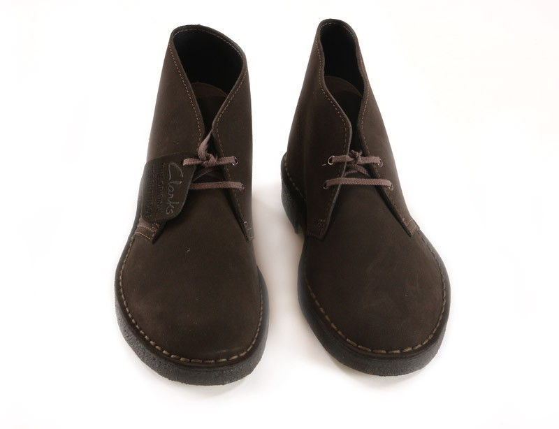 bottines clarks original desert boot brown suede vente. Black Bedroom Furniture Sets. Home Design Ideas