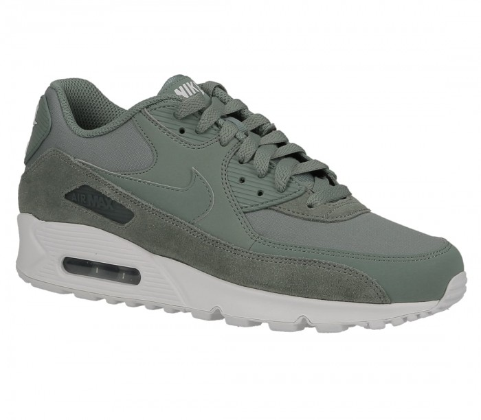 best sneakers cf543 2f941 Nike Air Max 90 Essential AJ1285 300 clay green white vente ...