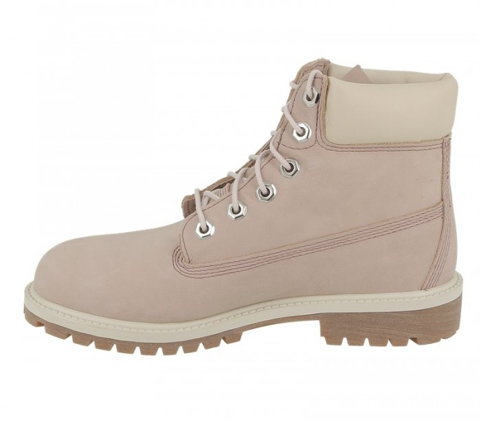 Timberland junior's 6IN premium wp boot lavende purple C34992