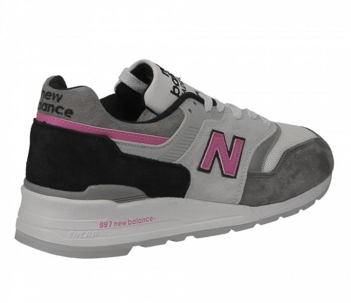 New Balance M997 LBK Grey Pink USA 721951 60 123