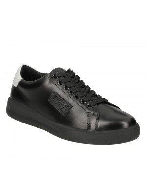 Basket Versace Jeans Couture E0YUBSH2 Linea Fondo Brad Dis 2 black 71167 899 plain leather