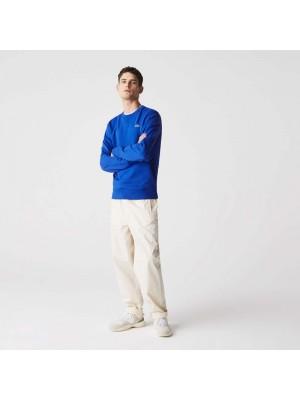 Sweatshirt Lacoste SH1505 3FD Lazuli