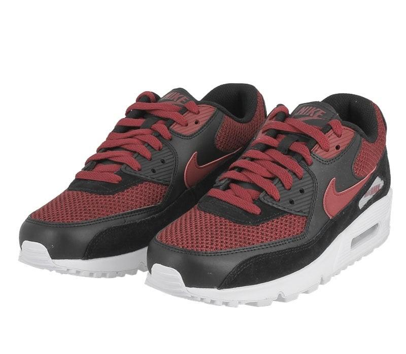 release date: cd1e6 78561 Nike Air Max 90 essential 537384 076 black tough red