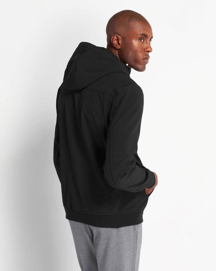 Blouson Lyle & Scott softshell jacket Jet Black JK1214V Z865