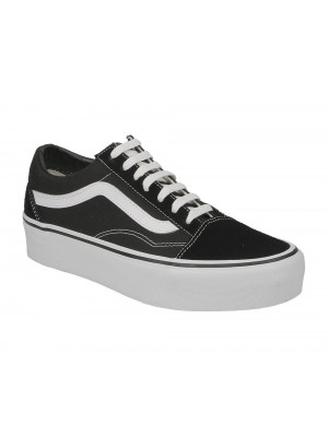 Basket Vans Old Skool platform black white VN0A3B3UY281