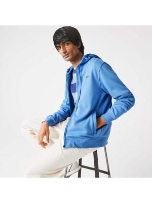 Sweatshirt Lacoste SH1551 GQD Bleu