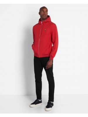 Blouson Lyle & Scott JK1214V W115 softshell chilli pepper red