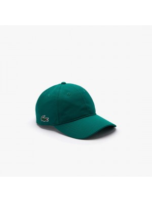 Casquette Lacoste RK2662 F9S Bottle Green