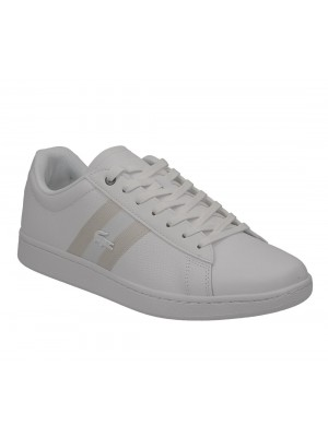 Lacoste Carnaby Evo 119 5 SMA wht wht leather synthetice 737SMA001221G