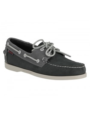 Sebago Spinnaker navy gray B73499