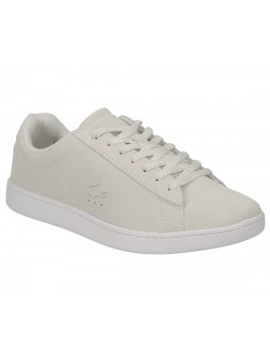 Lacoste Carnaby Evo 318 2 QSP SPW Off Wht Suede Synthetic 7-36SPW0045098