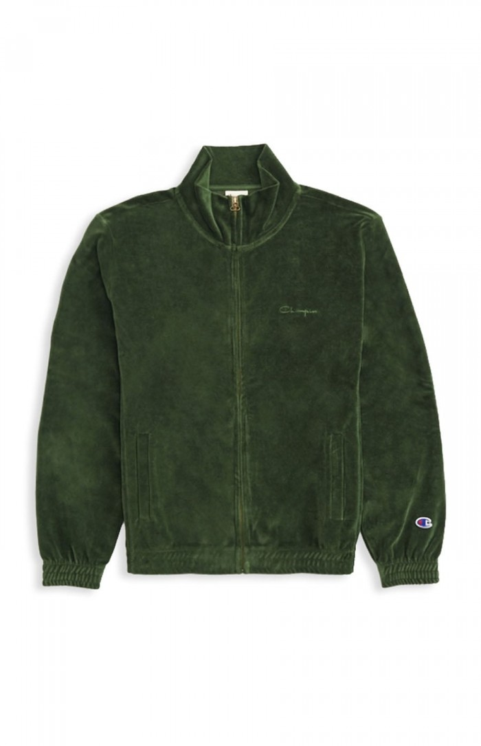Pull Champion Full zip sweatshirt 212601 GS536 BAF Green