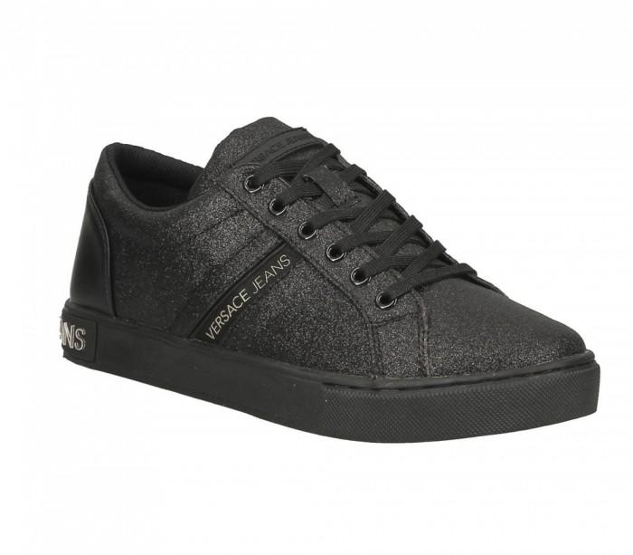 Versace Jeans Linea Fondo PP Dis 2 Glitter Textile Coated black E0VTBSF2 70814 899