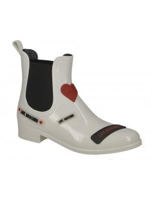 Bottine dame Love Moschino Ankle Boot JA21043G1BIR1100 white
