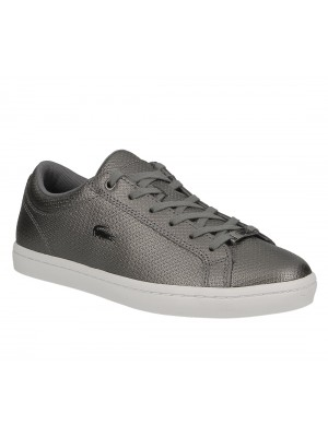 Basket Lacoste Straightset 318 2 Caw Blk Wht