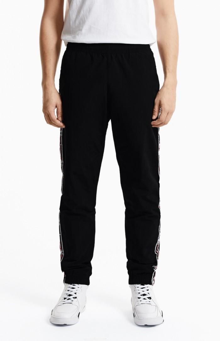 pantalon survêtement Champion Elastic cuff Pants 211950 KK001 black