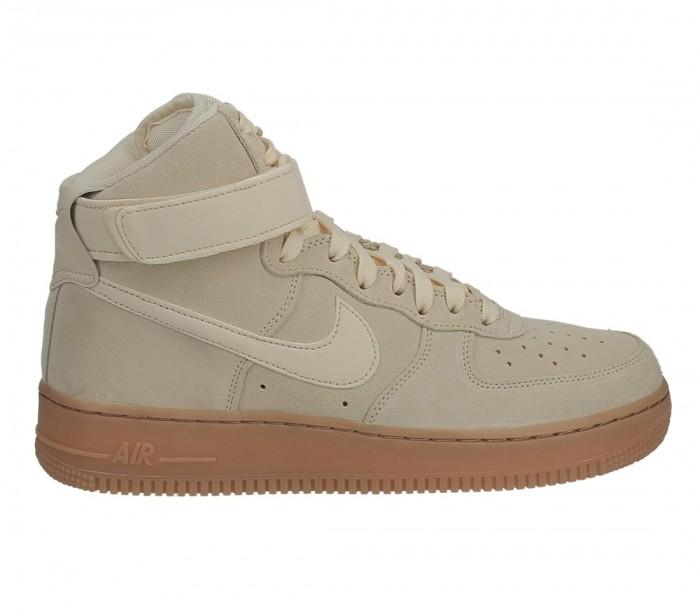 Nike Air Force 1 High AA1118 100 MuslinMuslinGum Med