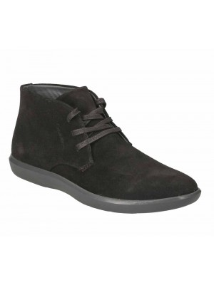 Bottines Calvin Klein Marco Dark Brown Calf Suede F0908 201