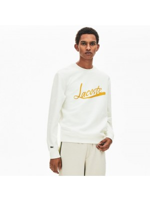 Sweatshirt col rond Lacoste SH4853 70V FLOUR