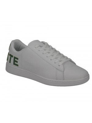 Lacoste Homme Carnaby Evo 120 7 Us Sma Wht Grn
