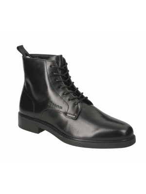 Bottines Calvin Klein Forden Black Waxy Calf B4F2101 001