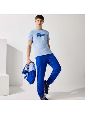 T-shirt Lacoste TH2042 GX0 bleu