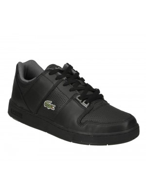 Basket Lacoste Homme Thrill 120 3 Us Sma Blk Dk Gry