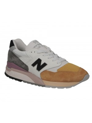 New Balance M998 PSD USA Orange Grey 721991 60 17