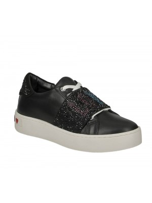 Love Moschino Sneakerd JA15103G1BIA0000 black