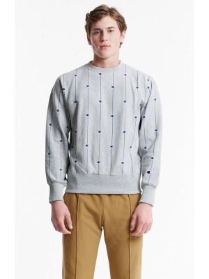 Sweatshirt Champion crewneck 211674 EM004 loxgm grey
