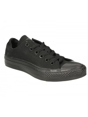 Converse All Star OX Black M9166