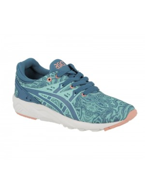 Asics Gel-Kayano Trainer Evo King Fisher Sea Port Women's H6N6N 4845